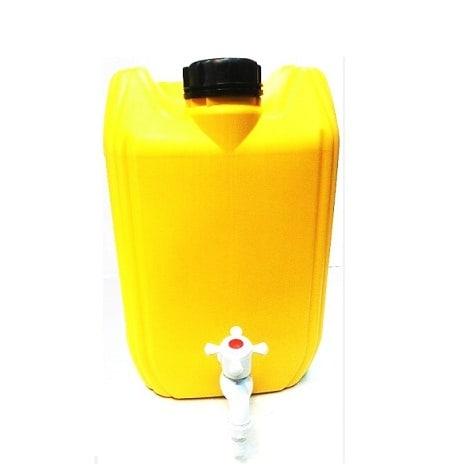 טוב מאוד מיכל מים 20 ליטר • קריספין קרוואנס GO-15