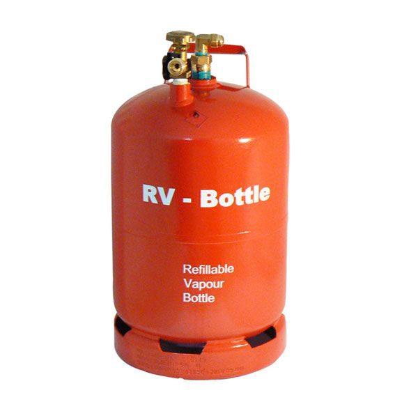 אספקה וציוד למחנאות - בלון גז
