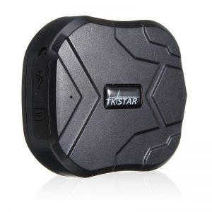 GPS Tracker - מערכת איכון וניטור לוויינית לרכב