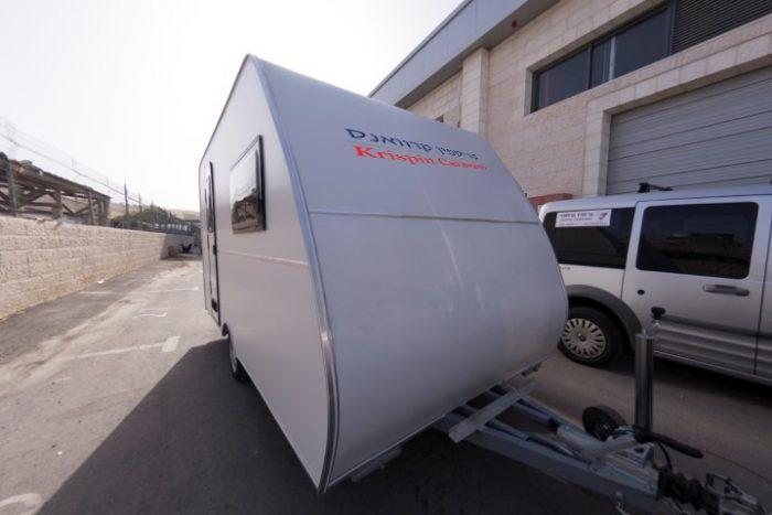 קרוואנים נגררים • Krispin Caravans