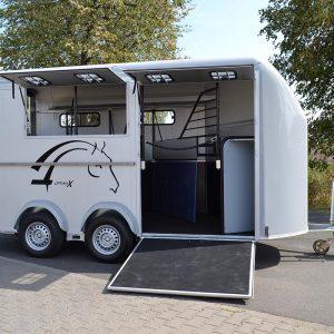 קרונות סוסים למכירה: דגם Optimax
