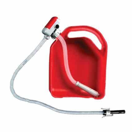 משאבת דלק חשמלית