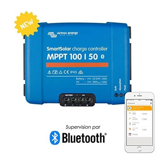 בקר MPPT 50A Victron Energy