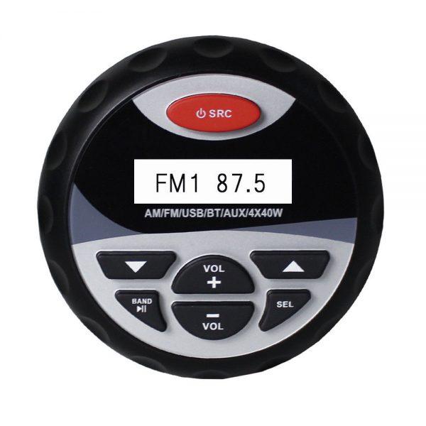 מערכת סטריאו BT FM AM Radio MP3 Player