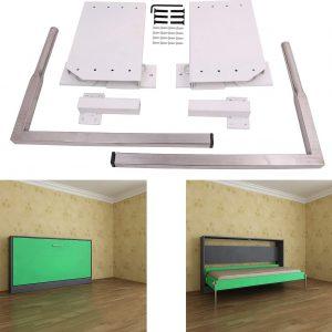 מנגנון למיטה מתקפלת לקיר