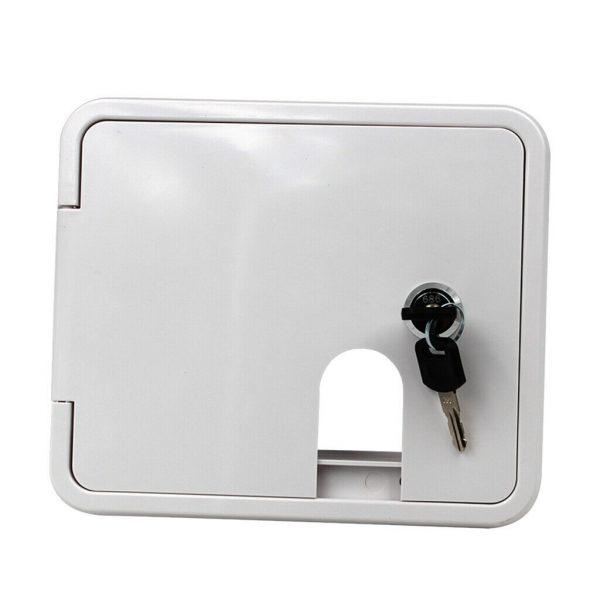 פתח לכבל חשמל עם מפתח