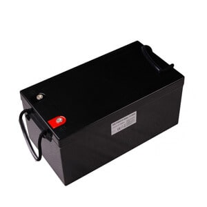 metal enclosure battery